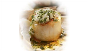 Super Colossal Sea Scallops