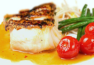 Alaska Halibut Fillets